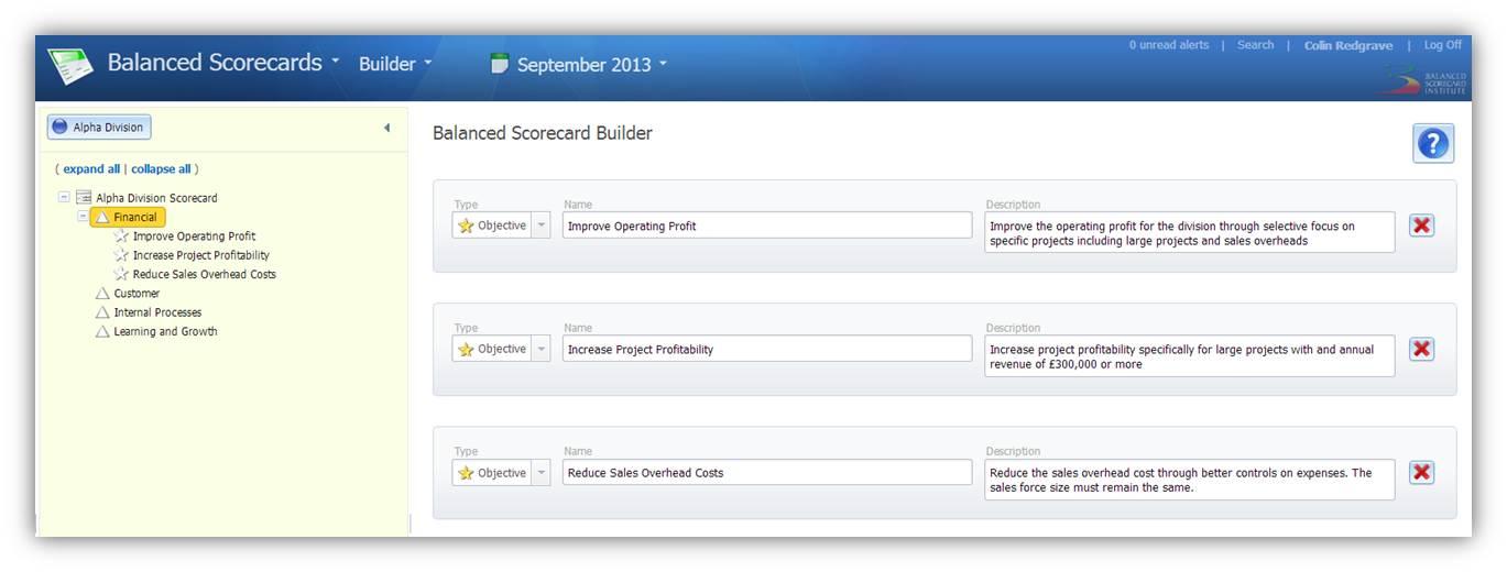 Builder - Objectives Complete