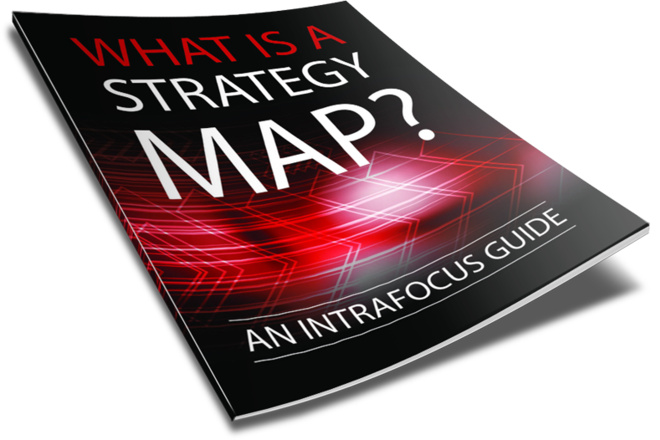 Strategy Map - An Intrafocus Guide