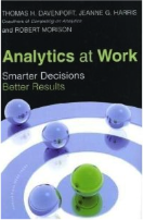 Books - Analytics at work