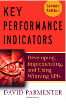 Books - Key Performance Indicators - Parmenter
