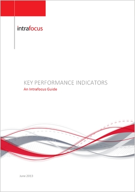 Key Performance Indicator Guide Intrafocus