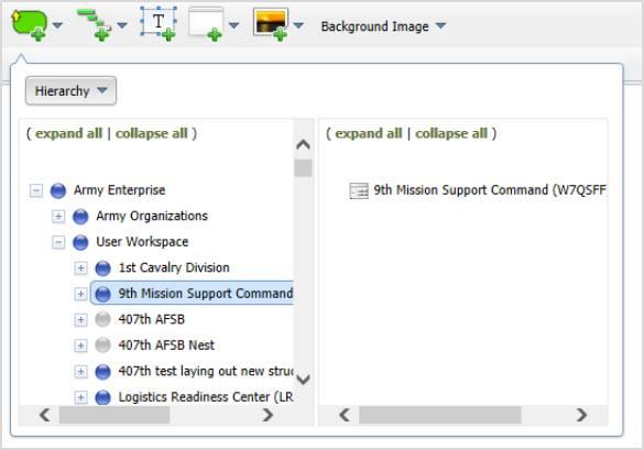 Default Current Org - QuickScore 2.8