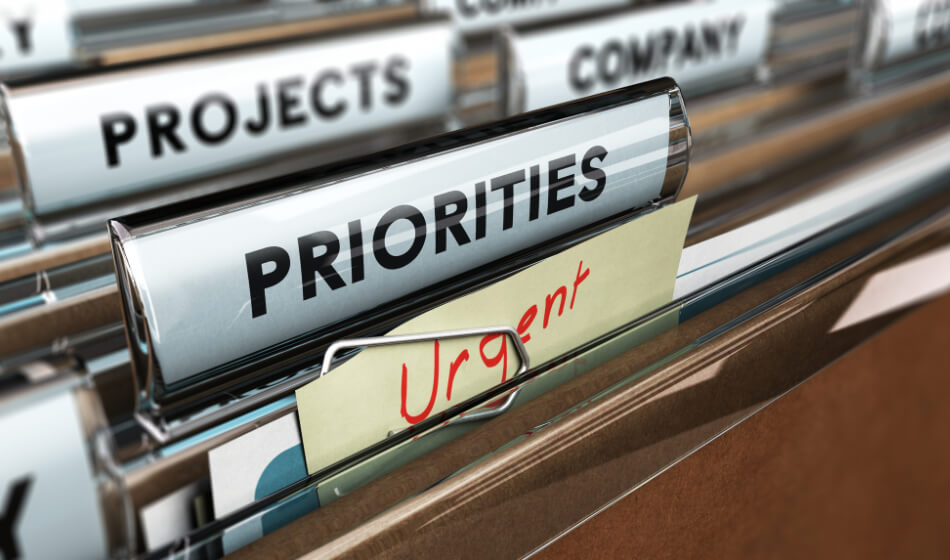 Themes or Priorities?