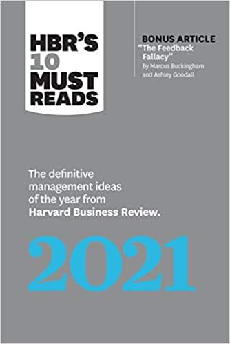HBR 2021 - Books